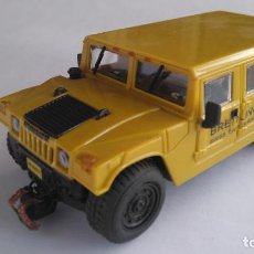 Slot Cars: POWER SLOT HUMMER H1.EQUIPO BREITLING. VÁLIDO SCALEXTRIC OFF ROAD Y NINCO RAID. Lote 143408394