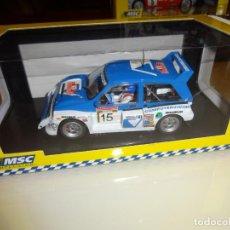 Slot Cars: MSC. 6R4 SAN REMO 1986. REF. MSC-6003. Lote 143537498