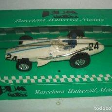 Slot Cars: MASERATI 250F DE BUM SLOT EDICION LIMITADA 100 UNIDADES. Lote 143856686