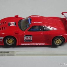 Slot Cars: HORNBY SCALEXTRIC C2092 PORSCHE 911 GT1 BMS. Lote 143918674