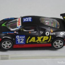 Slot Cars: SCX SCALEXTRIC SEAT CUPRA GT XBOX. Lote 143920050