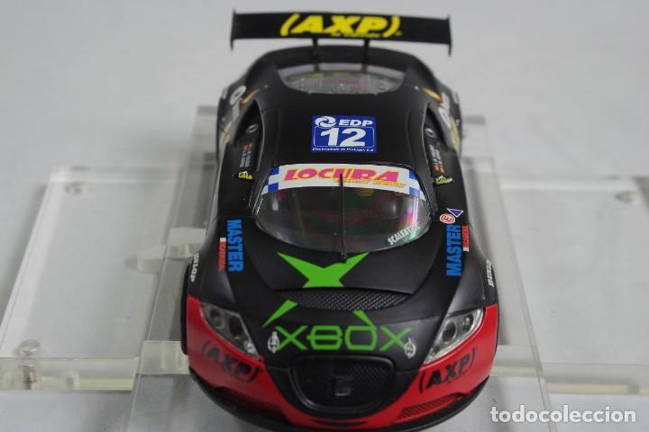 Slot Cars: SCX SCALEXTRIC SEAT CUPRA GT XBOX - Foto 3 - 143920050