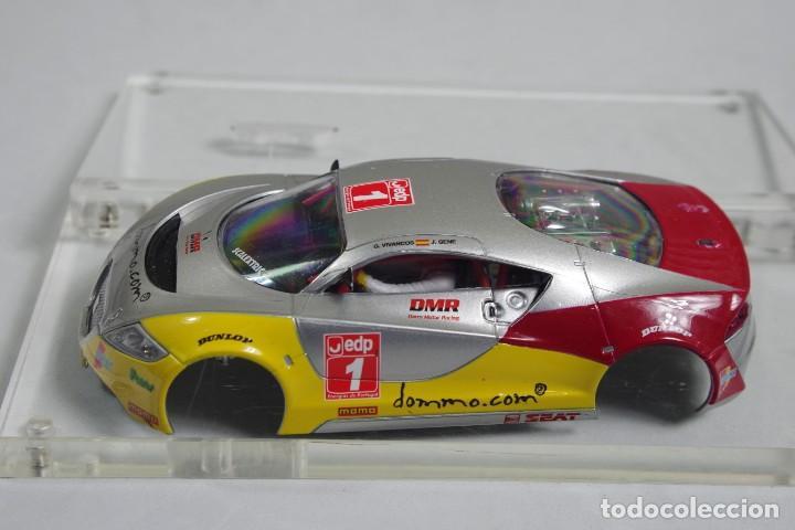 Slot Cars: SCX SCALEXTRIC SEAT CUPRA GT XBOX - Foto 6 - 143920050