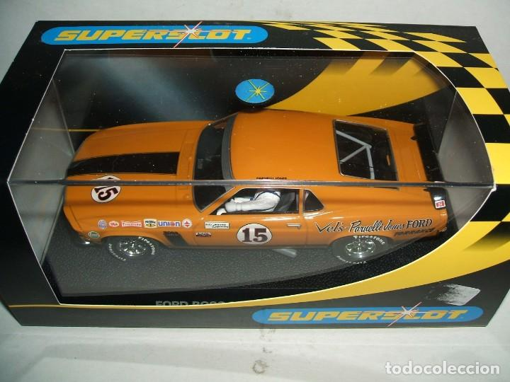 Slot Cars: FORD MUSTANG SUPERSLOT - Foto 1 - 144132330