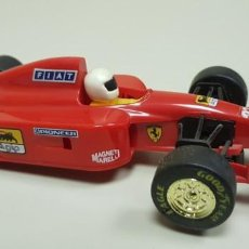 Slot Cars: J4-COCHE SLOT FORMULA 1 HORNBY HOBBIES SLOT CAR. Lote 144229818