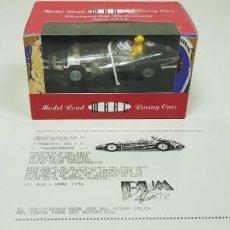Slot Cars: J4- MASERATI 250 F MRRC-BUM SLOT SERIE LIMITADA 40 UNIDADES TODO EL MUNDO CERTIF. Lote 144318038
