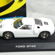 Slot Cars - SCALEXTRIC FORD GT 40 C2472 - 145005758