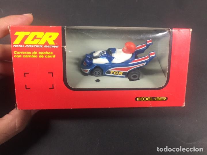 TCR KART NUEVO MODEL -IBER (Juguetes - Slot Cars - Magic Cars y Otros)