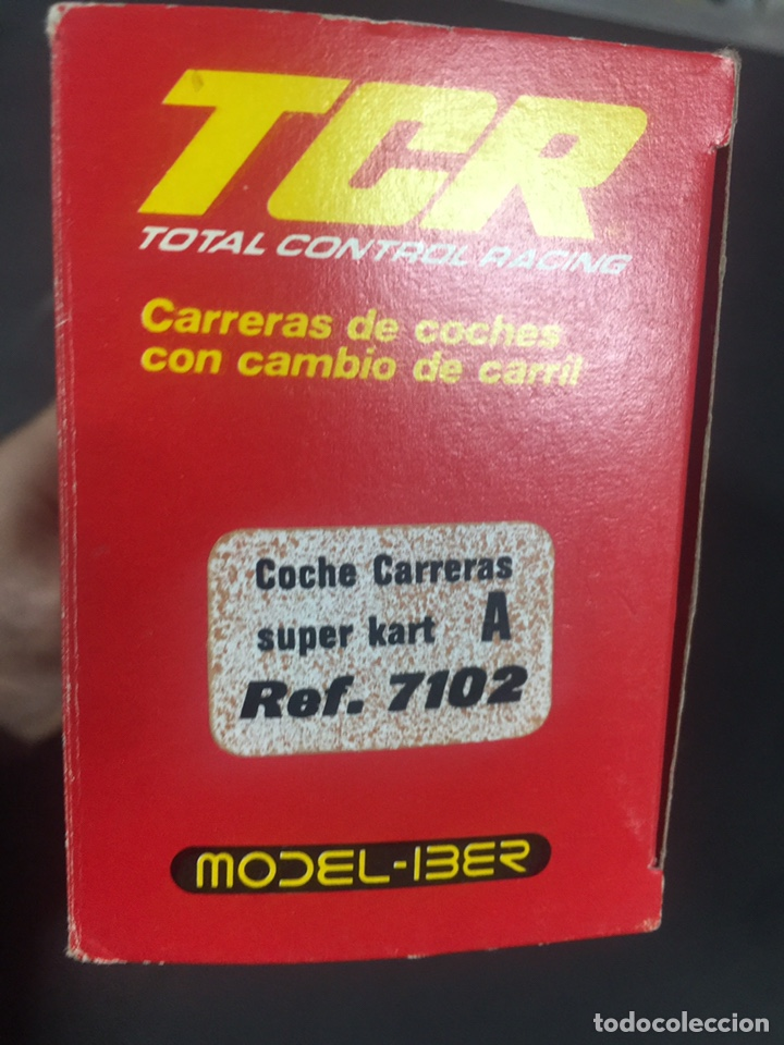 Slot Cars: Tcr kart nuevo model -iber - Foto 2 - 145202045
