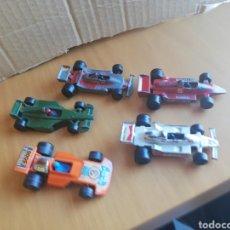 Slot Cars: COCHES DE FORMULA 1 LOTE. Lote 145398309
