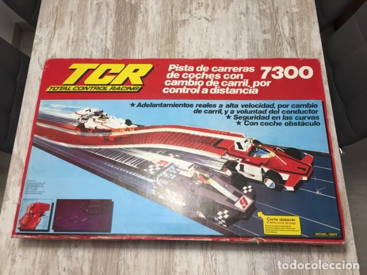 TCR 7300 MODEL-IBER (Juguetes - Slot Cars - Magic Cars y Otros)
