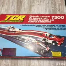 Slot Cars: TCR 7300 MODEL-IBER. Lote 145472730
