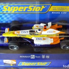 Slot Cars: RENAULT F1 2008 Nº5 F. ALONSO. Lote 145514238