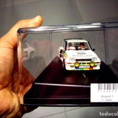 Slot Cars: RENAULT 5 TURBO C. SAINZ. Lote 157124784