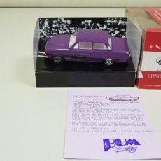 Slot Cars: J4-LOTUS CORTINA MRRC-BUM SLOT SERIE LIMITADA 200 UNID TODO EL MUNDO CERTIF 1994. Lote 145968450