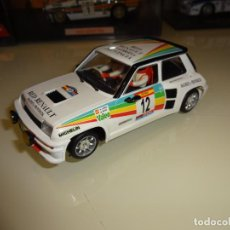 Slot Cars: SPIRIT. RENAULT 5 TURBO. CARLOS SAINZ. Lote 146951230