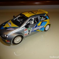 Slot Cars: SLOTER. OPEL CORSA S1600. VEDELAGO. Lote 147075518