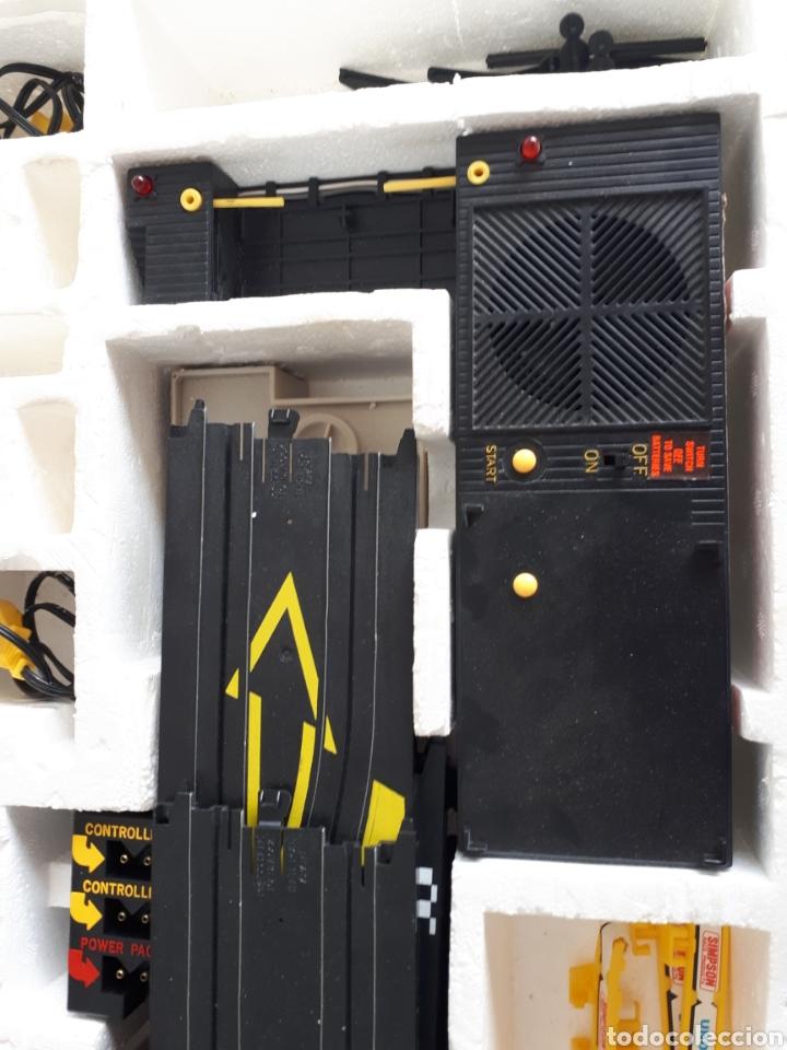 Slot Cars: Pista de coches FORMULA TYCO SPEED SOUND NIGEL MANSELL - Foto 3 - 147703234