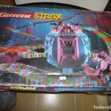 Slot Cars: CAJA CARRERA STRAX. Lote 148021990