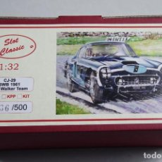 Slot Cars: SCALEXTRIC SLOT CLASSIC FERRARI 250 GT SWB. Lote 148553074