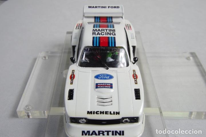 Slot Cars: SCALEXTRIC FLY FORD CAPRI RS TURBO - Foto 3 - 148555846