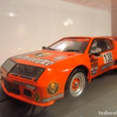 Slot Cars: RENAULT ALPINE A310 V6 NUEVO TEAM SLOT. Lote 149710106