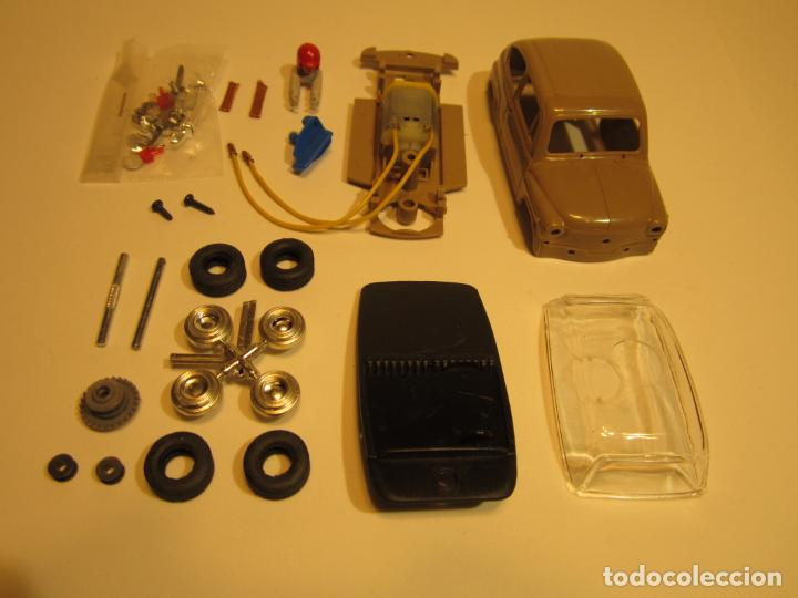 KIT SEAT 600 REPROTEC COMPLETO NUEVO (Juguetes - Slot Cars - Magic Cars y Otros)