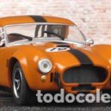 Slot Cars: SHELBY COBRA 427 MRRC. Lote 150018434