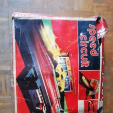 Slot Cars: SPEED CIRCUIT. PACTRA. . Lote 150209186