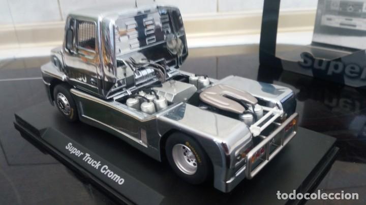 Slot Cars: CAMION SISU CROMO FLY NO SCALEXTRIC NO EXIN NO NINCO - Foto 3 - 150269102