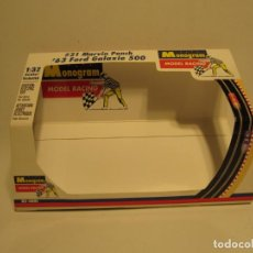 Slot Cars: CARTON CARATULA FORD GALAXIE 500 REVELL MONOGRAM. Lote 150598030