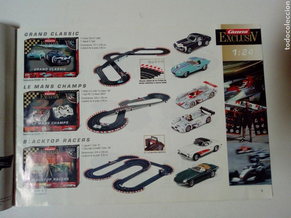 Slot Cars: CATALOGO 2004 / 2005 de CARRERA Evolution / Exclusiv - slot car - No Scalextric - Foto 2 - 150676658