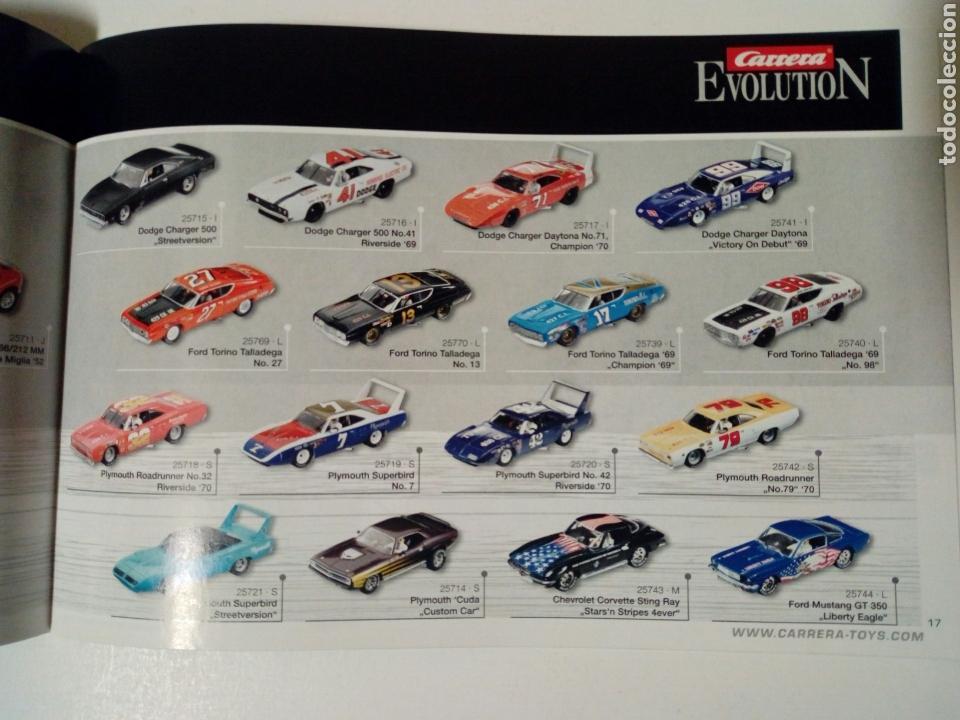 Slot Cars: CATALOGO 2005 / 2006 de CARRERA Evolution / Exclusiv / Go!!! - slot car - No Scalextric - Foto 2 - 150676930