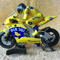 Slot Cars: MOTO SUPERSLOT HONDA RC211V MAX BIAGGI 2004. Lote 151521846