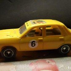 Slot Cars: RENAULT 12 GORDINI AMARILLO. Lote 151559486