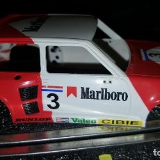 Slot Cars: CARCASA RENAULT 5 MAXI TURBO SPIRIT. Lote 151560142