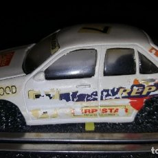 Slot Cars: CARCASA SEAT TOLEDO EN RESINA. Lote 151560226