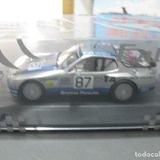 Slot Cars: 02005 - PORSCHE 924 GTR BRUMOS DE LE MANS 1982 DE FALCON SLOT. Lote 151914586