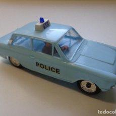 Slot Cars: FORD LOTUS CORTINA POLICE ORIGINAL MRRC UK SLOT 1:32 EDICIÓN LIMITADA 100 UNIDADES, NO JUGADO, NUEVO. Lote 151857182
