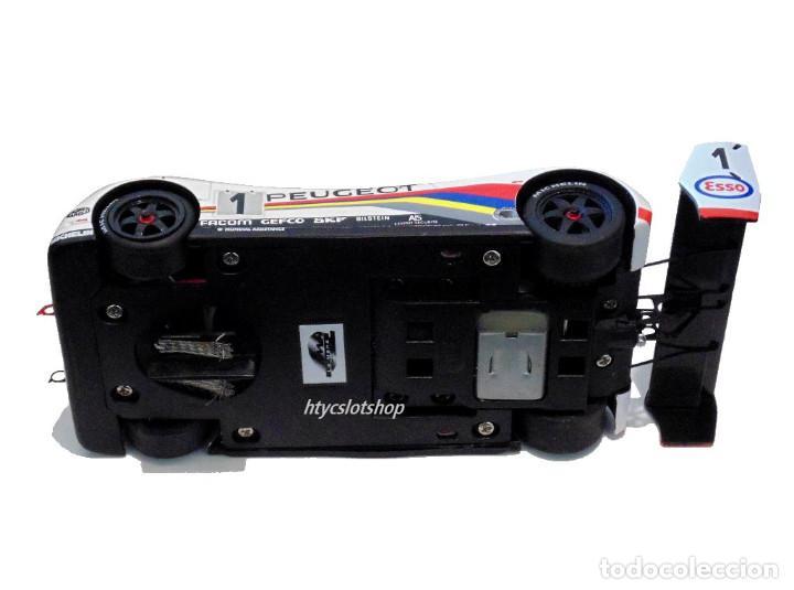 Slot Cars: LE MANS MINIATURES PEUGEOT 905 EV1 #1 WINNER LE MANS 1992 DALMAS / WARWICK / BLUNDELL 132023EVO/1M - Foto 12 - 152540718