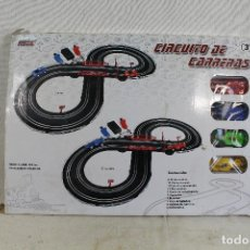 Slot Cars: CIRCUITO DE CARRERAS. Lote 152718238