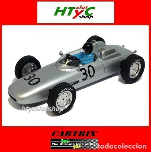 CARTRIX EDICION NUMERADA PORSCHE 804 F1 #30 WINNER GP FRANCIA 1962 ROUEN DAN GURNEY 0970 (Juguetes - Slot Cars - Magic Cars y Otros)