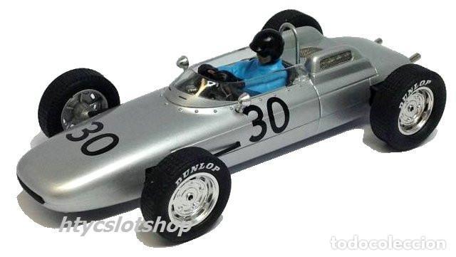 Slot Cars: CARTRIX EDICION NUMERADA PORSCHE 804 F1 #30 WINNER GP FRANCIA 1962 ROUEN DAN GURNEY 0970 - Foto 2 - 153053934