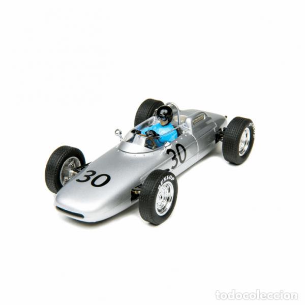 Slot Cars: CARTRIX EDICION NUMERADA PORSCHE 804 F1 #30 WINNER GP FRANCIA 1962 ROUEN DAN GURNEY 0970 - Foto 3 - 153053934