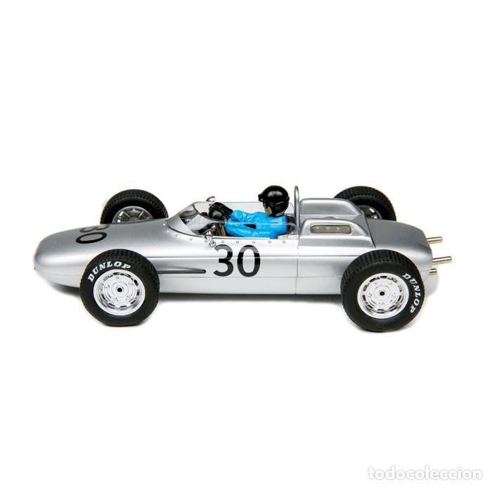 Slot Cars: CARTRIX EDICION NUMERADA PORSCHE 804 F1 #30 WINNER GP FRANCIA 1962 ROUEN DAN GURNEY 0970 - Foto 4 - 153053934