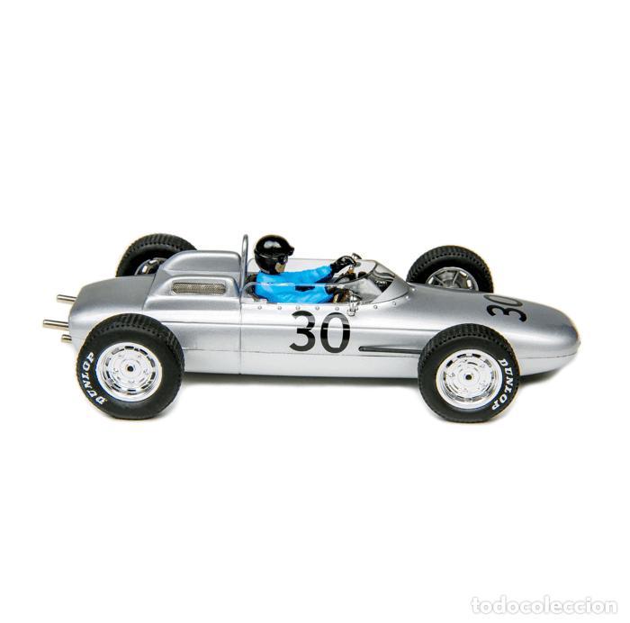 Slot Cars: CARTRIX EDICION NUMERADA PORSCHE 804 F1 #30 WINNER GP FRANCIA 1962 ROUEN DAN GURNEY 0970 - Foto 5 - 153053934