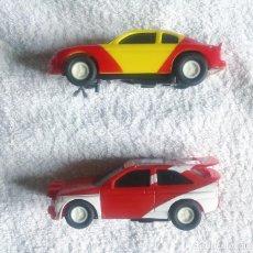 Slot Cars: 2 COCHES PARA PISTA.. Lote 153510886