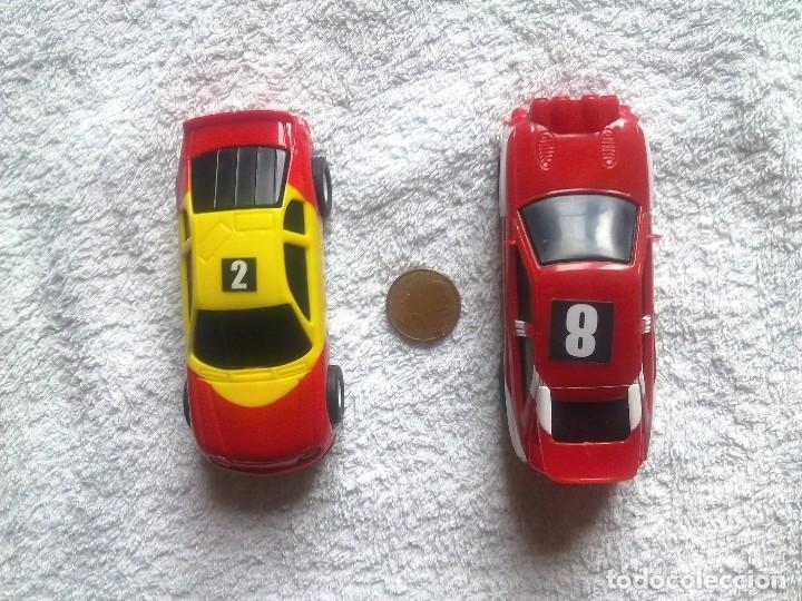 Slot Cars: 2 COCHES PARA PISTA. - Foto 2 - 153510886