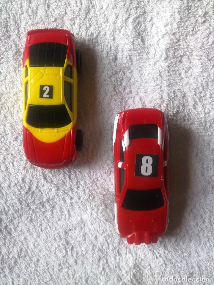 Slot Cars: 2 COCHES PARA PISTA. - Foto 3 - 153510886