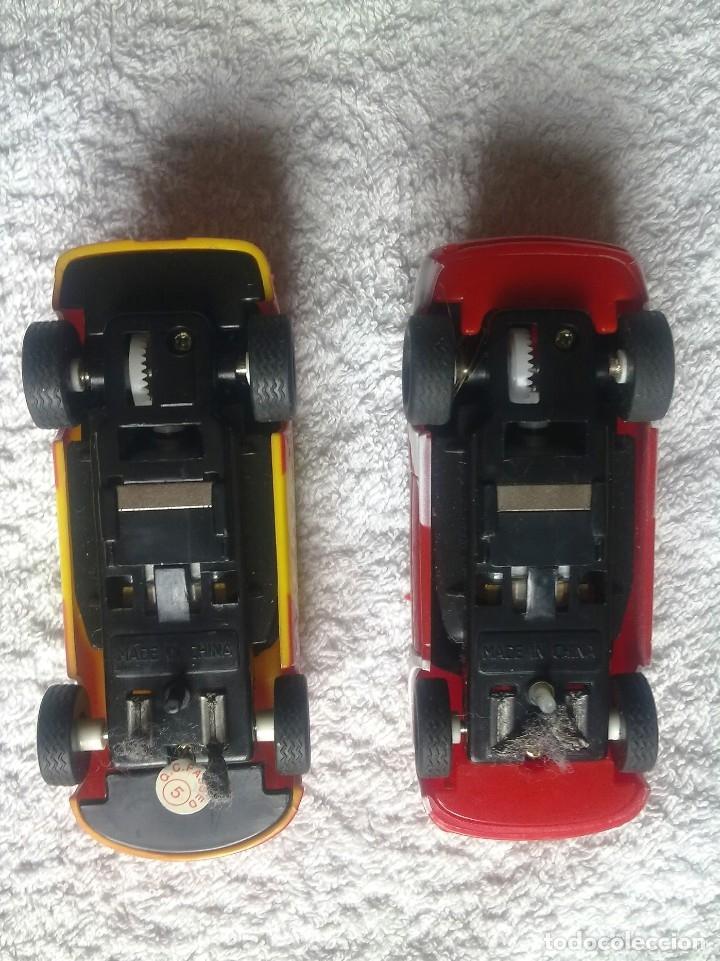 Slot Cars: 2 COCHES PARA PISTA. - Foto 6 - 153510886